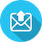 email upload icon